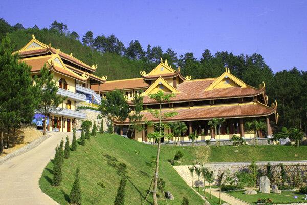 9 khu resort gần Hà Nội lý tưởng cho các gia đình đi nghỉ mát