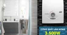 9 kinh nghiệm mua máy nước nóng loại nào tốt gọn chống giật an toàn