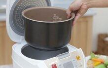 9 lòng nồi cơm điện chống dính 2 mặt dễ dàng cọ rửa an toàn sức khỏe