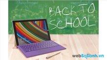 9 lưu ý giúp sinh viên lựa chọn laptop phù hợp