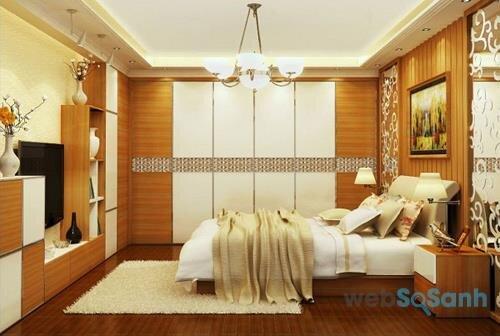 9 mẹo đơn giản trong bố trí nội thất phòng ngủ thêm lôi cuốn
