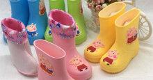 9 món đồ đi mưa cho bé 1-8 tuổi khỏi ướt ngấm nước mẫu đẹp thời trang