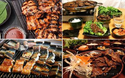 9 quán nướng ngon nổi tiếng ở Hà Nội