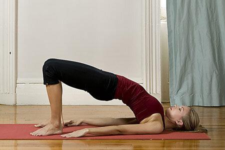 9 tư thế yoga cực đơn giản giúp giảm mỡ bụng hiệu quả
