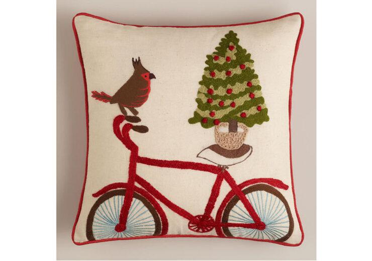 9 ý tưởng trang trí xe đạp vào dịp Giáng sinh