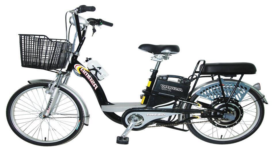 Kết quả hình ảnh cho Xe đạp điện Asama