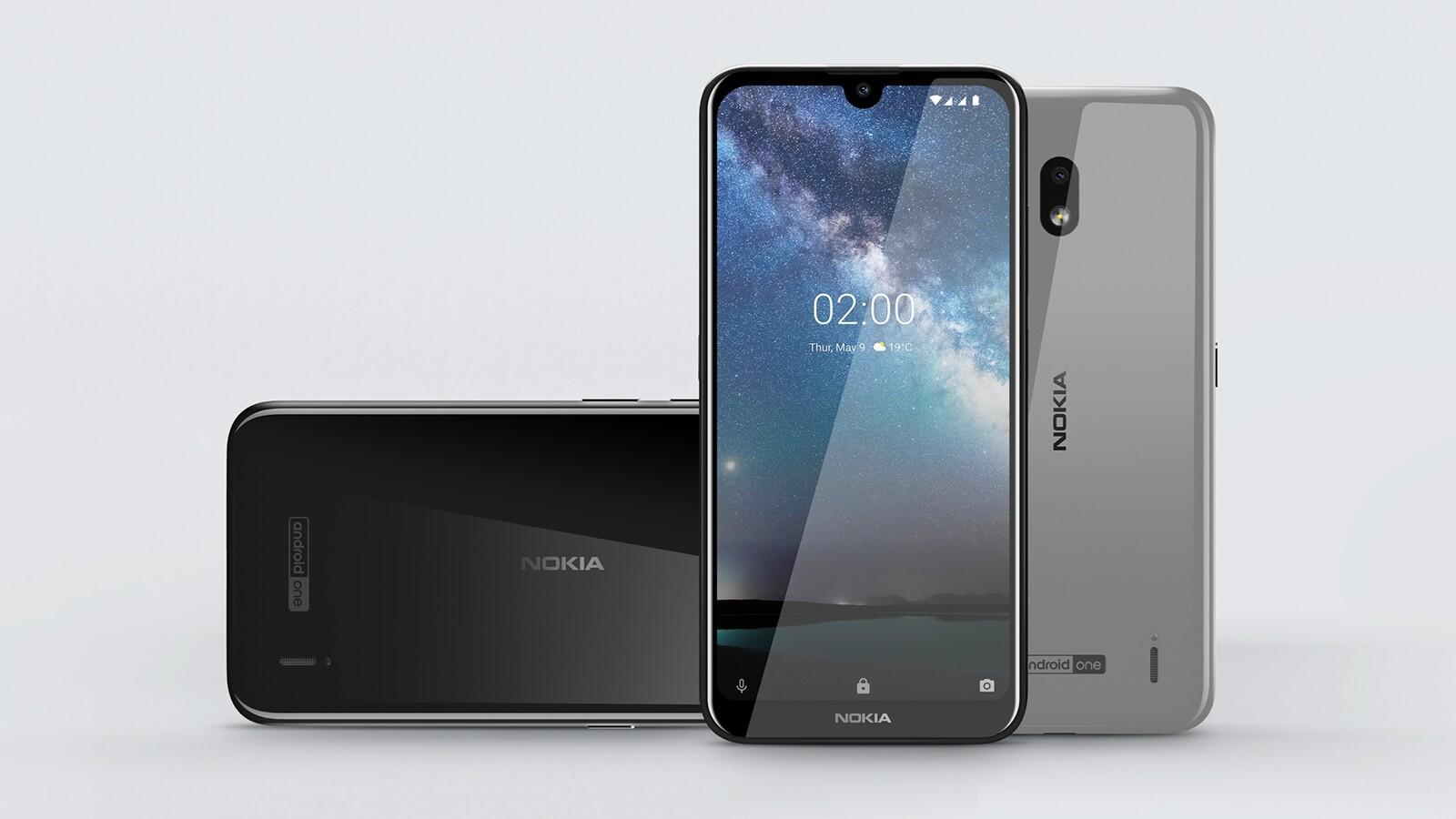 Mẫu smartphone giá rẻ Nokia 2.2 được nhiều người ưa chuộng sử dụng