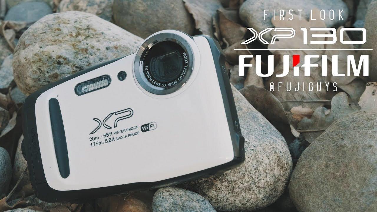 Máy ảnh du lịch tốt nhất của Fujifilm XP130