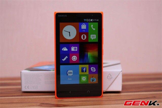 Mở hộp Nokia X2: 3 triệu đồng với nhiều cải tiến đáng giá