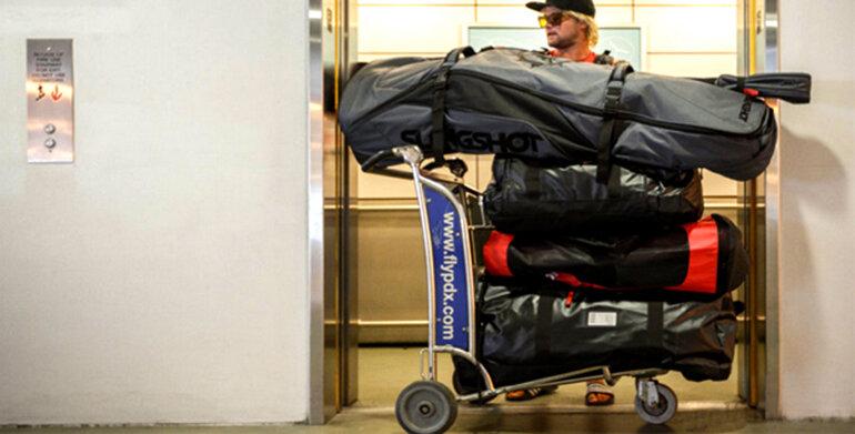 Túi Golf đi máy bay