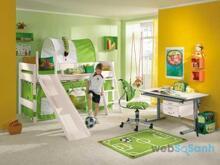Những lưu ý không thể bỏ qua khi thiết kế và bố trí nội thất trẻ em