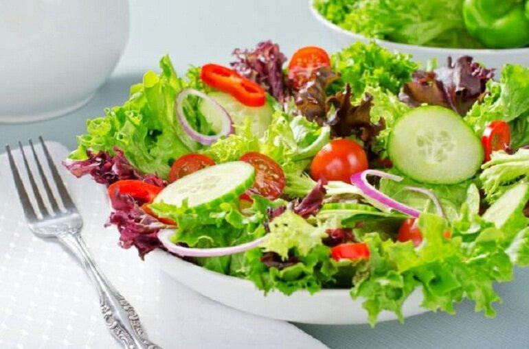Món ngon không tăng cân với đồ ăn để trong tủ lạnh mùa dịch bệnh