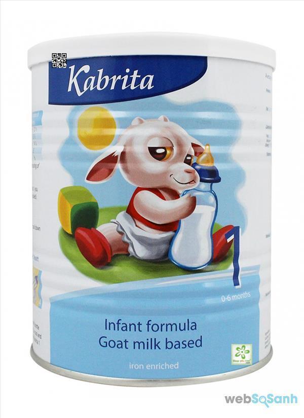 a1cdd99519 3 loại sữa công thức từ sữa dê cho bé từ 0 đến 6 tháng tuổi ...