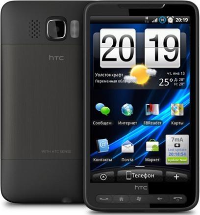Đồ cổ huyền thoại HTC HD2 đã chạy được Android 4.4