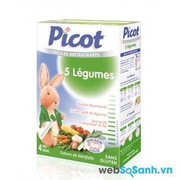 Giá sữa Picot