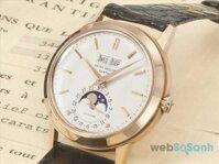 99,99% đồng hồ Patek Philippe trên thị trường là hàng fake