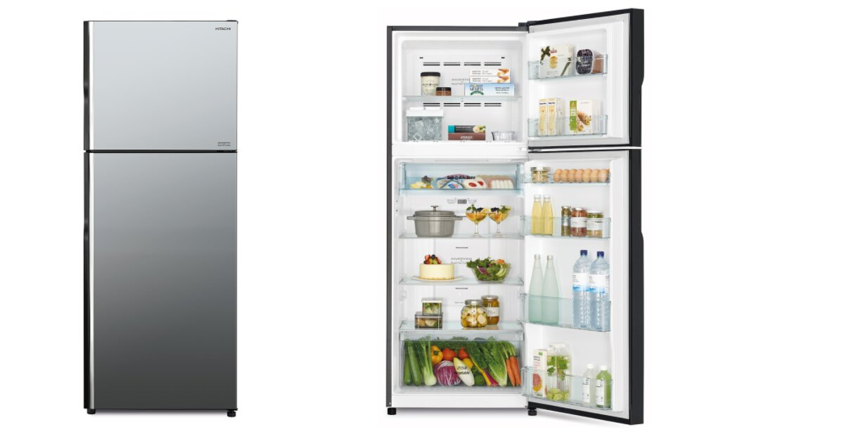 Đánh giá tủ lạnh Hitachi Inverter 443 Lít R-FVX510PGV9(MIR) có tốt không? Ưu nhược điểm và giá thành