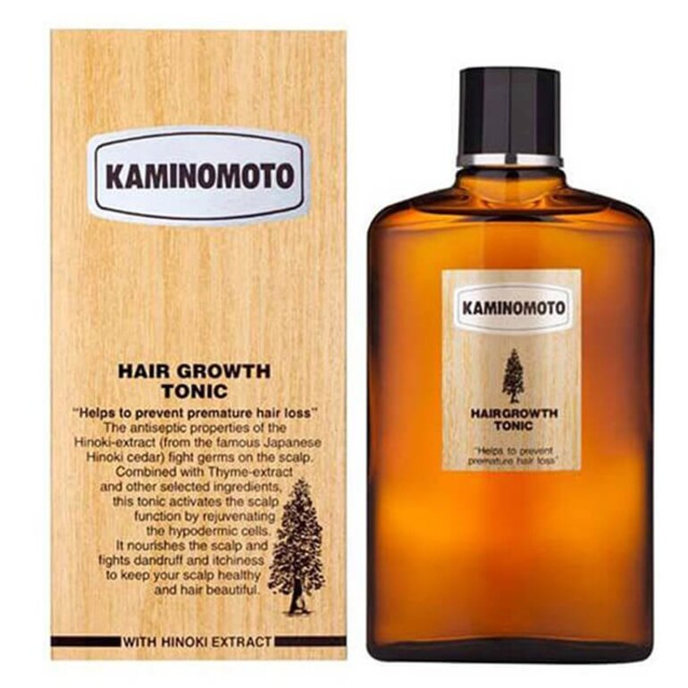 Thuốc mọc tóc Kaminomoto Hair Growth Tonic