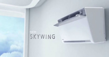 Công nghệ Skywing trên điều hoà Panasonic: Làm lạnh nhanh và tản nhiệt hiệu quả