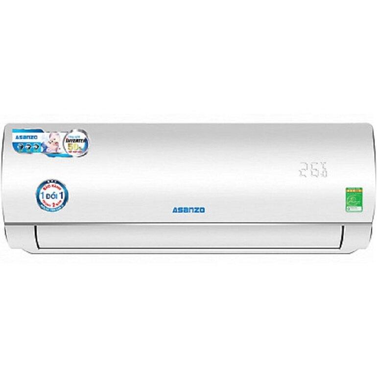 ưu nhược điểm của điều hòa inverter 9000 btu asanzo k09n66