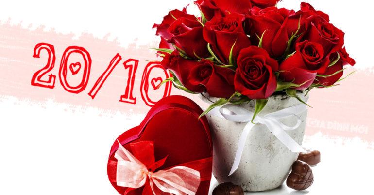 Gợi ý quà tặng 20/10 khiến phụ nữ theo độ tuổi phải thích mê