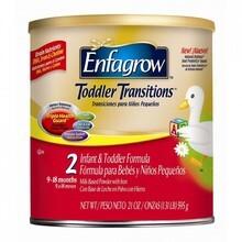 Giá sữa bột Enfagrow cho bé trên 1 tuổi mới nhất (tháng 2/2017)