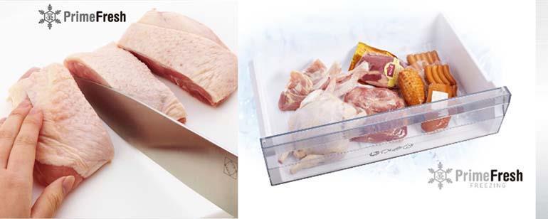 tủ lạnh cấp đông mềm Panasonic