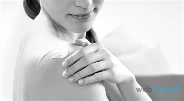 Hướng dẫn sử dụng sữa dưỡng thể White Conc