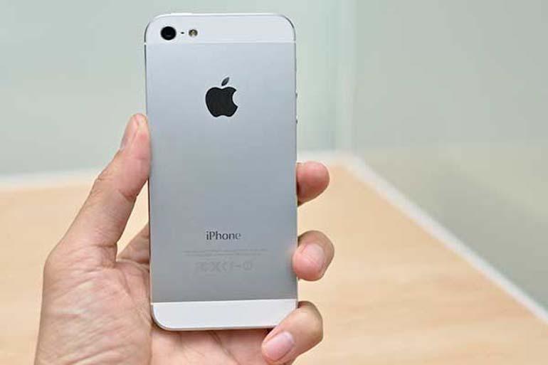 Điện thoại iPhone 5 cũ