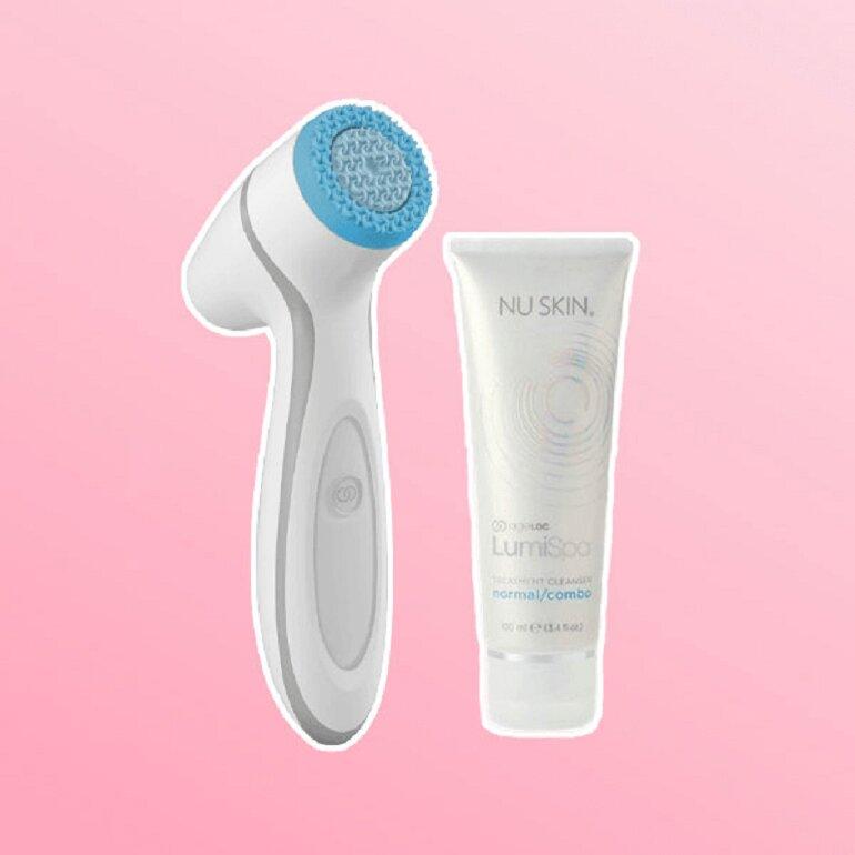 Máy massage mặt Nu Skin của Mỹ