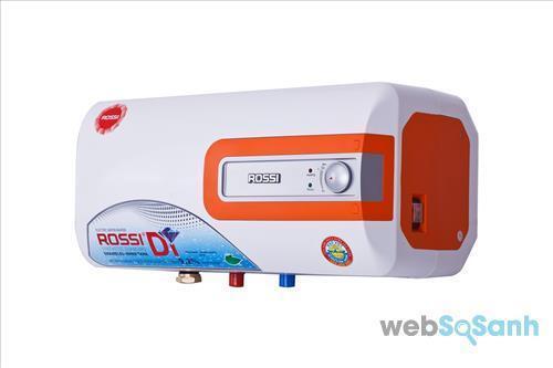 Có nên mua bình nóng lạnh Rossi
