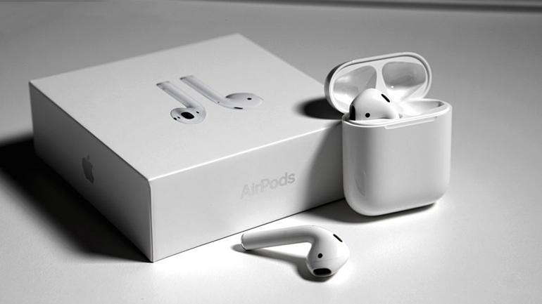 mẹo tiết kiệm pin tai nghe airpods