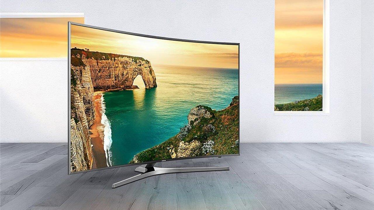 Tivi màn hình cong tạo nên bước đột phá trong ngành công nghệ