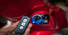 Chìa khóa thông minh SMARTKEY trên xe máy Honda Airblade phiên bản kỷ niệm 2018 có an toàn không?