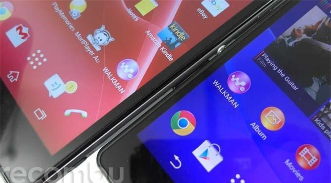 Sony Xperia Z1 vs Xperia Z2 vs Xperia Z3 comparison what's the difference and should I upgrade?