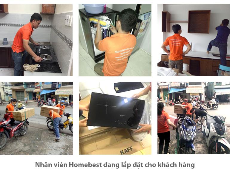 Dịch vụ bảo hành sửa chữa của Homebest