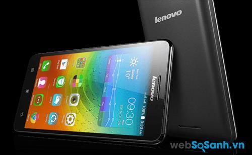 Điện thoại Lenovo A5000 sở hữu màn hình IPS LCD 5 inch, độ phân giải 720 x 1280 pixel với mật độ điểm ảnh là 294 ppi