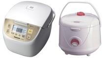 So sánh nồi cơm điện Panasonic SR-DE183 và nồi cơm điện Cuckoo CR1021