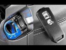 Tìm hiểu về hệ thống chìa khóa thông minh trên xe máy Honda