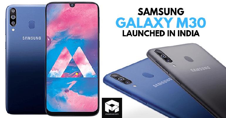đánh giá samsung galaxy m30