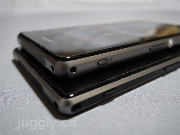 Xperia Z1 'mini' đọ dáng chuẩn cùng Xperia Z1