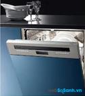 Máy rửa bát Baumatic BDS670SS - Sang trọng và êm ái
