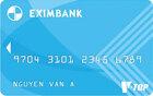 Cách làm thẻ ATM ngân hàng Eximbank - V-TOP