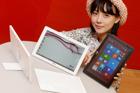Tab Book Duo: máy tính bảng chuyển đổi pin khủng của LG