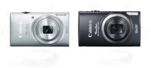 Đánh giá hai máy ảnh compact Canon ELPH 130 IS và máy ảnh Canon ELPH 340 HS