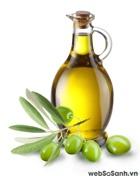 Các lợi ích tuyệt vời của dầu olive đối với sức khỏe