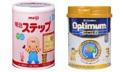So sánh sữa bột Vinamilk Optimum Gold và sữa bột Meiji - Sữa Việt hay sữa Nhật?
