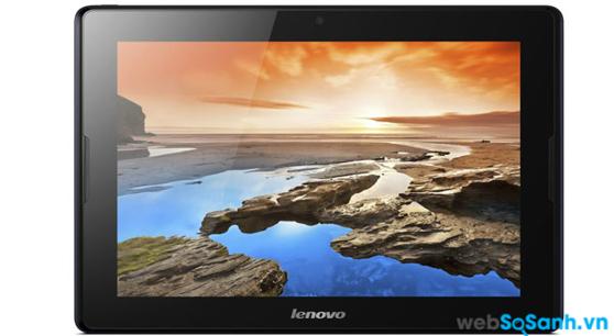 Đánh giá máy tính bảng màn hình lớn giá rẻ Lenovo A10