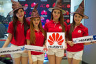 Huawei vươn mình trở thành nhà sản xuất điện thoại lớn thứ 3 thế giới