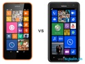 So sánh bộ đôi smartphone Nokia Lumia 630 và Nokia Lumia 625